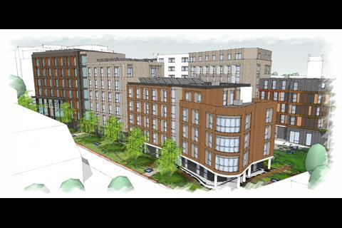 University of Northampton - news student residences